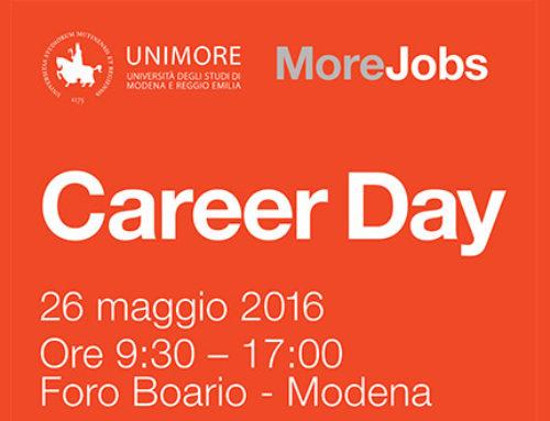 Turbocoating al Career Day di UNIMORE