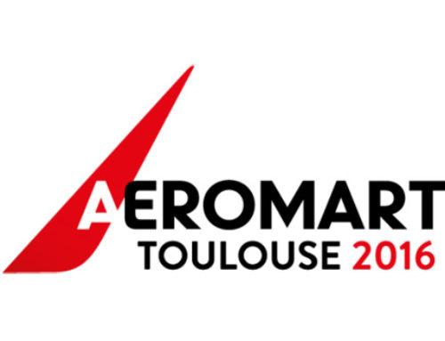 Turbocoating at AEROMART 2016